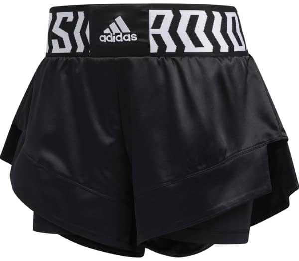 ADIDAS TKO Damen Trainingsshorts - 1