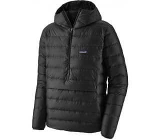 Sweater Hoody Men Down Jacket
