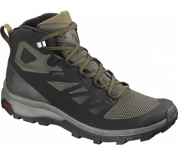 SALOMON Outline Mid GORE-TEX Heren Wandelschoenen - 1