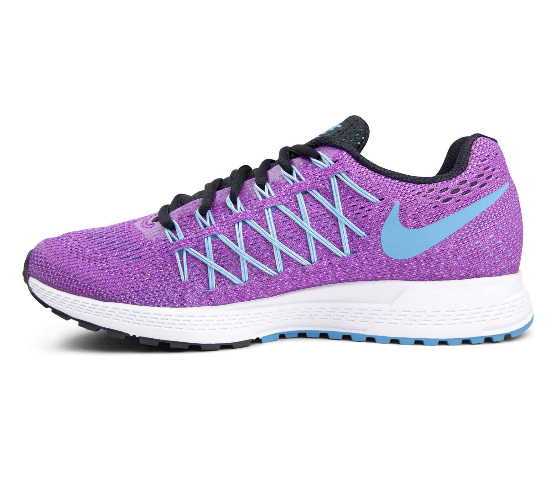 27045117fa6394 Nike - Air Zoom Pegasus 32 women s running shoes (purple light blue ...