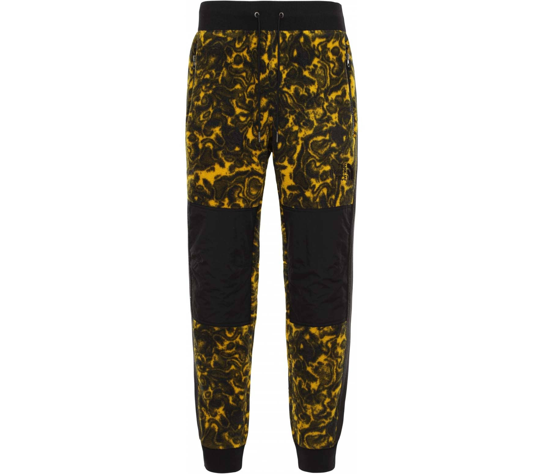 The North Face 94 Rage Classic Unisex Fleece Trousers yellow