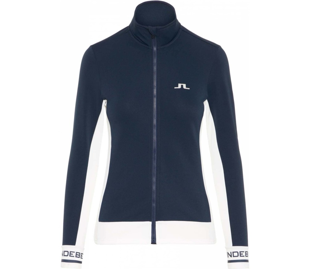 J.Lindeberg - Pipa Mid Fieldsensor MD women's jacket (blue)