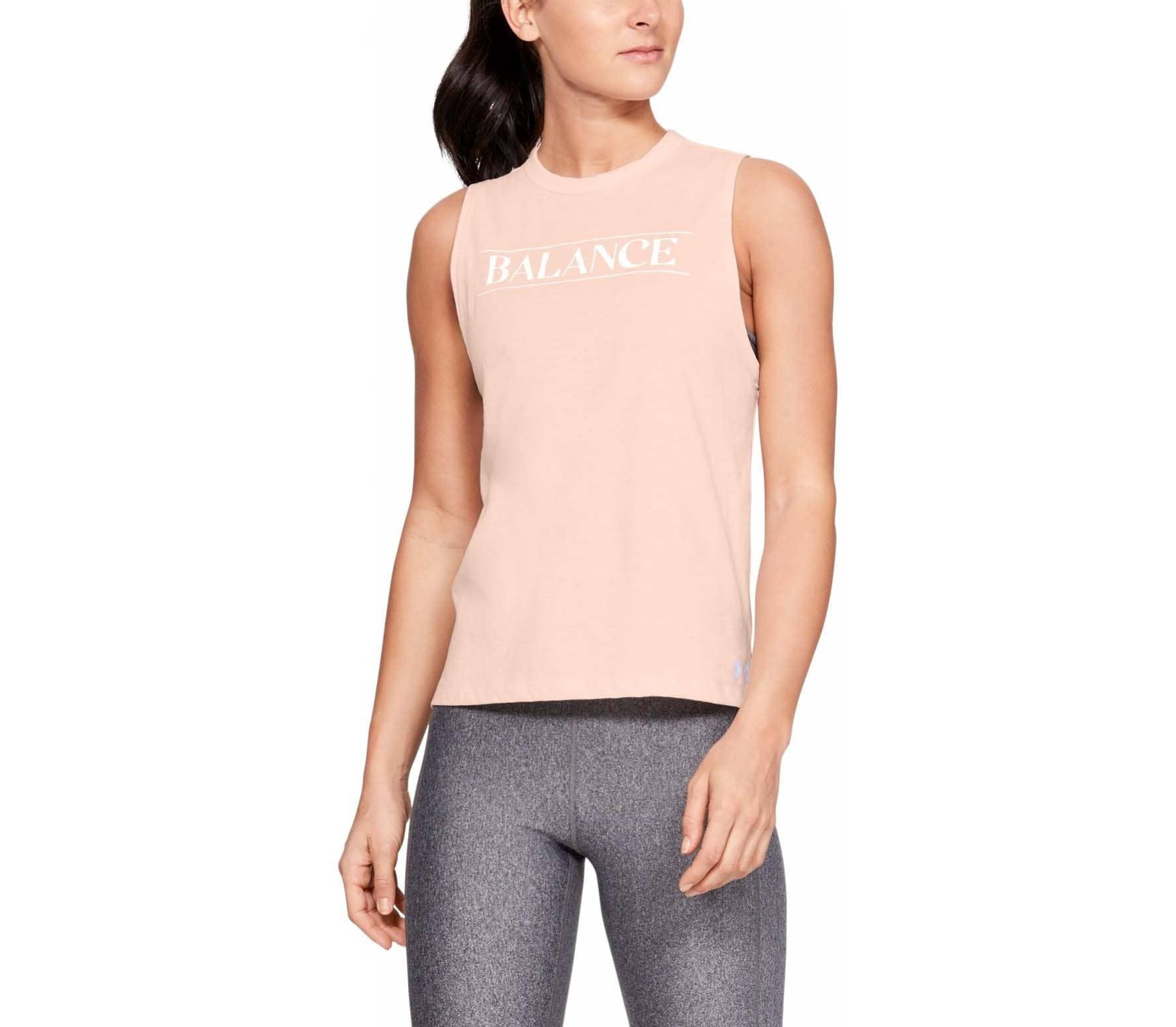Mujer Under Armour Balance Graphic Muscle Tanque