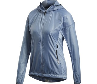 adidas Agravic Alpha Hooded Shield Donna Giubbotto