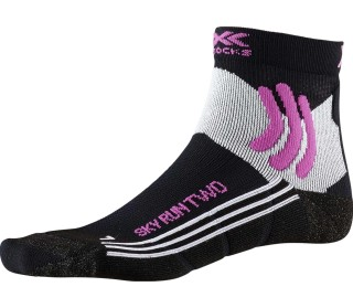 X-Bionic Sky Two Women Running Socks