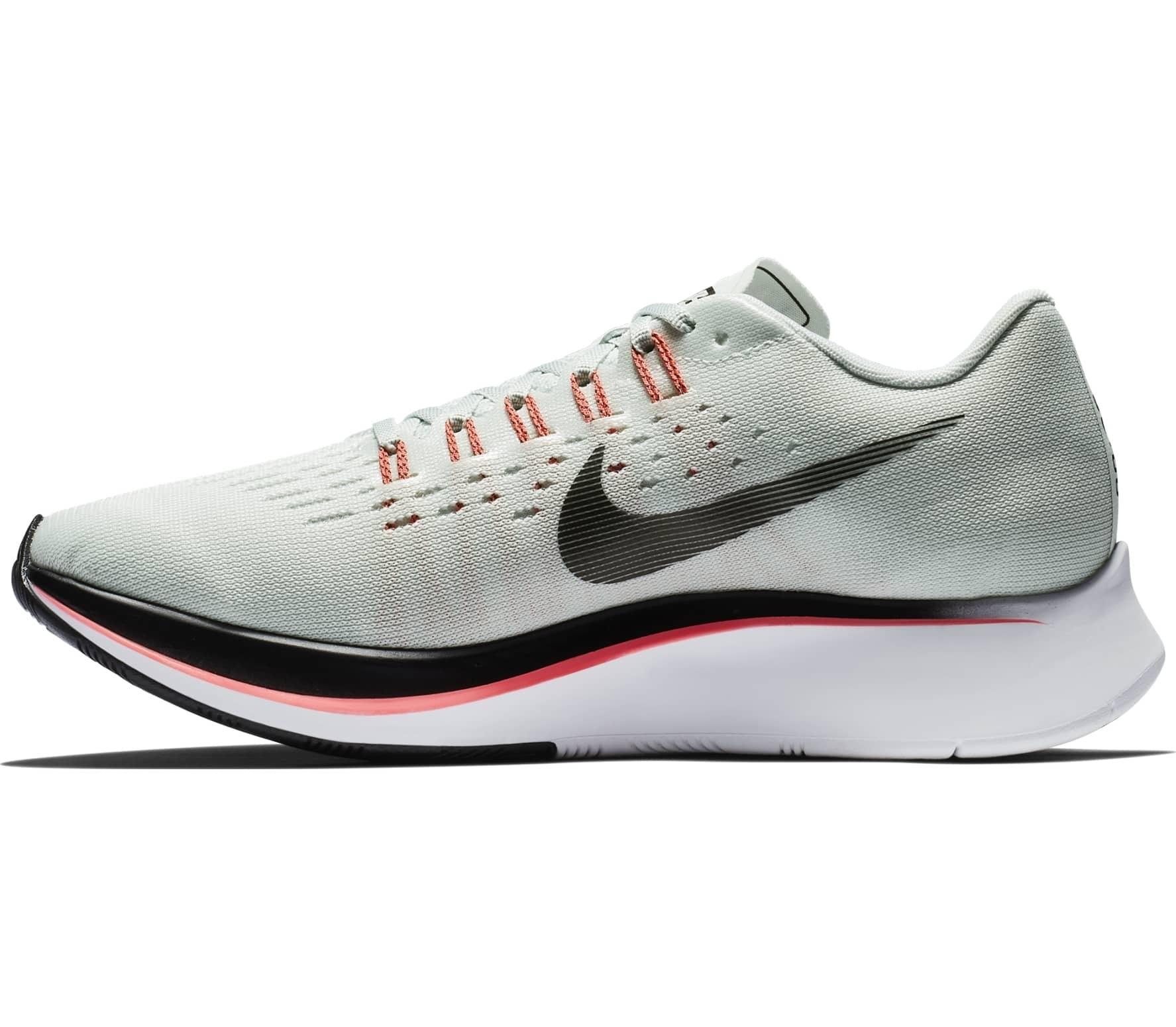 Nike - Zoom Fly zapatillas de running para mujer (gris)