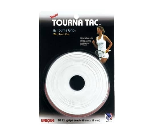 Tourna Tac - 10 Pack Unisex Grip