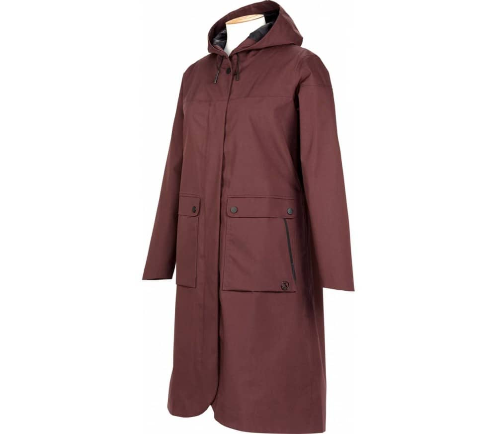 City Rain Shell Femmes Parka