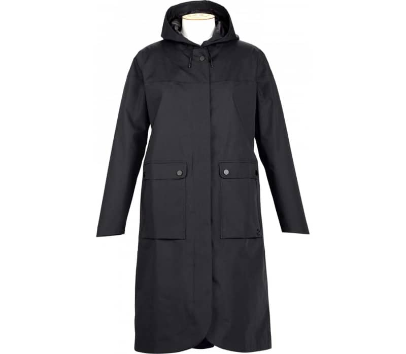 City Rain Shell Women Parka