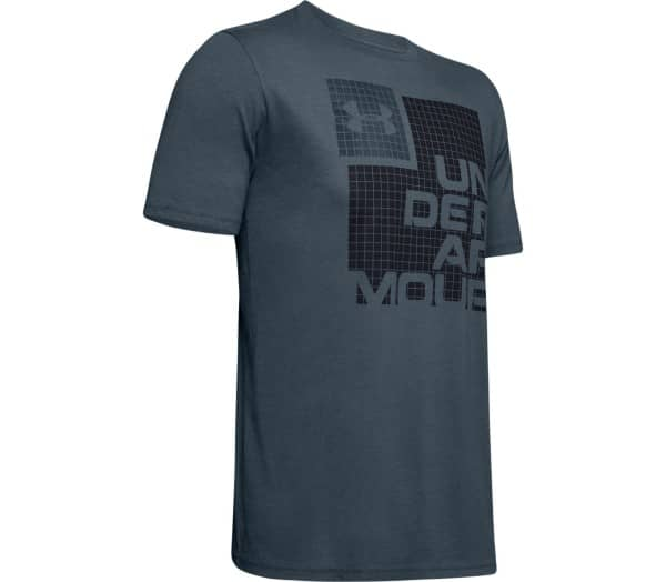 UNDER ARMOUR Grid SS Men Training Top - 1