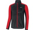 GORE® Wear C3 GORE® WINDSTOPPER® Herren rot