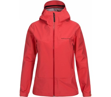 Peak Performance - Northern women's outdoor jacket (pink)