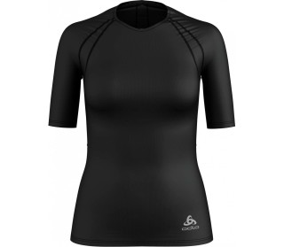 ODLO V-Neck Pure Wool Donna Top da allenamento