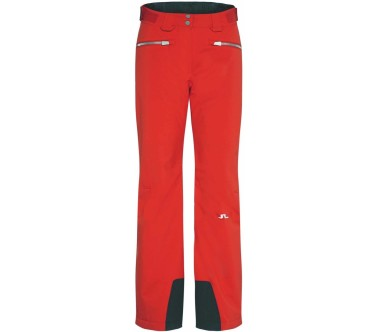 J.Lindeberg - Truuli P 2L women's skis pants (red)