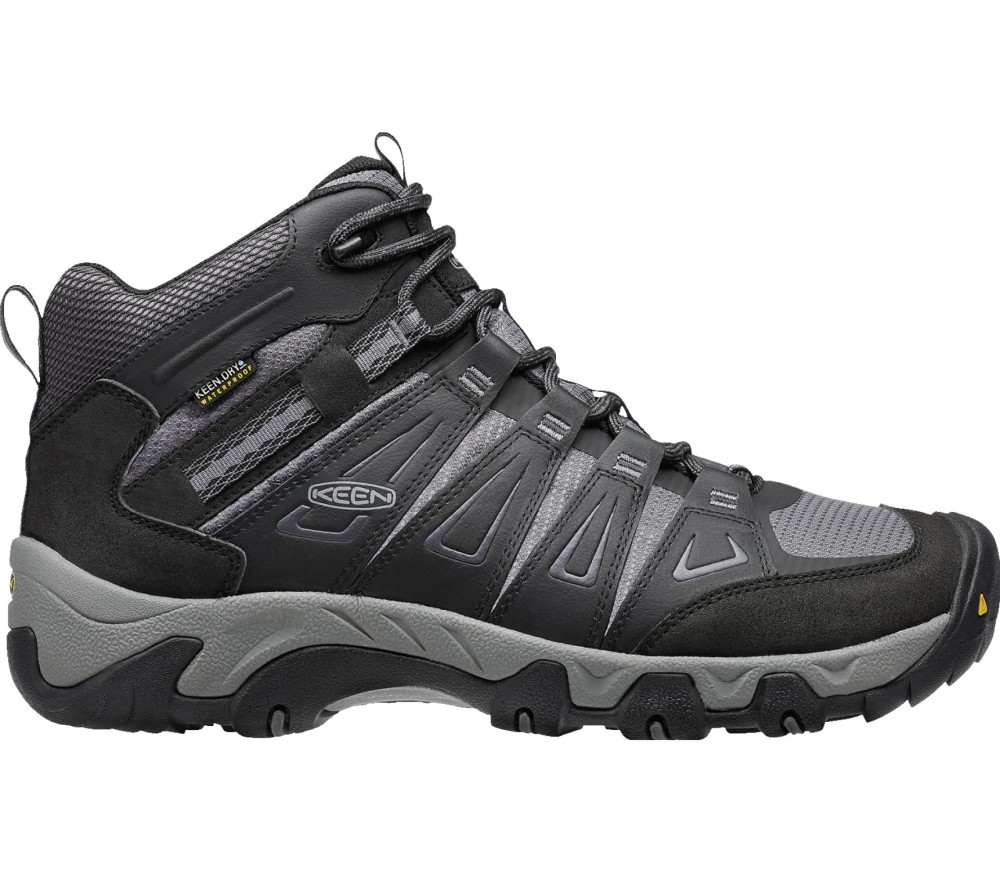 Black Keen Gypsum Women S Hiking Shoes Wp