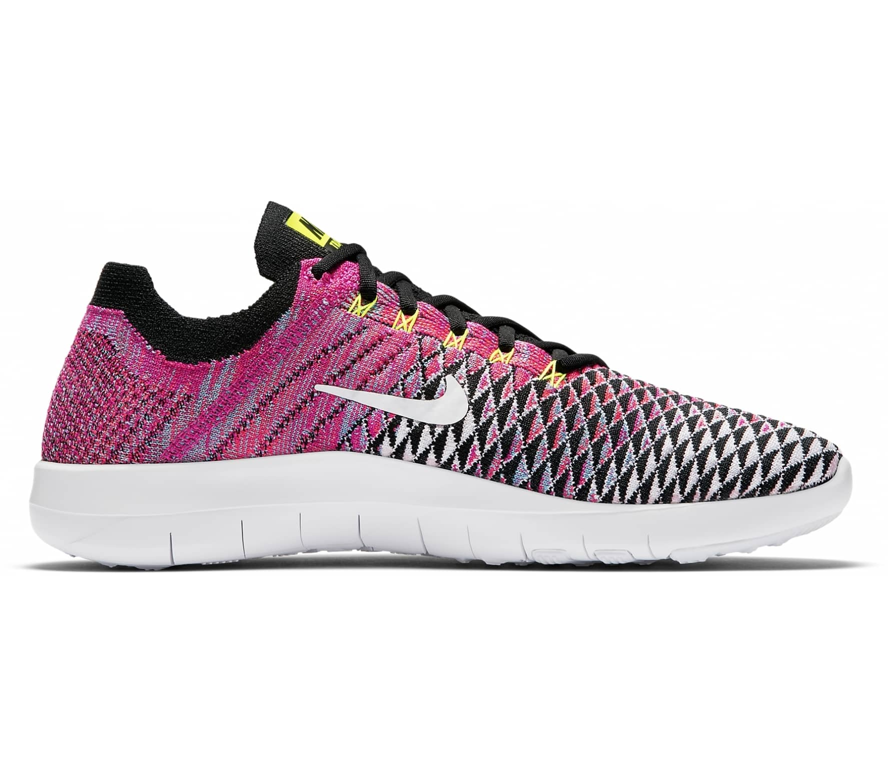 242efecb43372 Nike - Free TR Flyknit 2 women  s training shoes (pink black) - buy ...