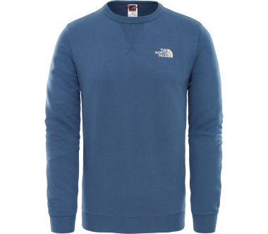 The North Face - Street Fleece Herren Pullover (blau)