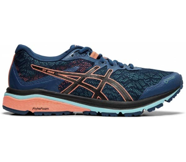 ASICS GT-1000 8 G-TX Women Running Shoes  - 1