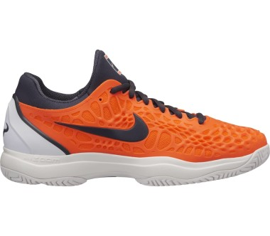 Nike - Zoom Cage 3 Rafa men's tennis shoes (orange)