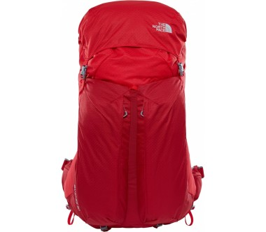 The North Face - Banchee 50 Trekkingrucksack (hellrot/rot)