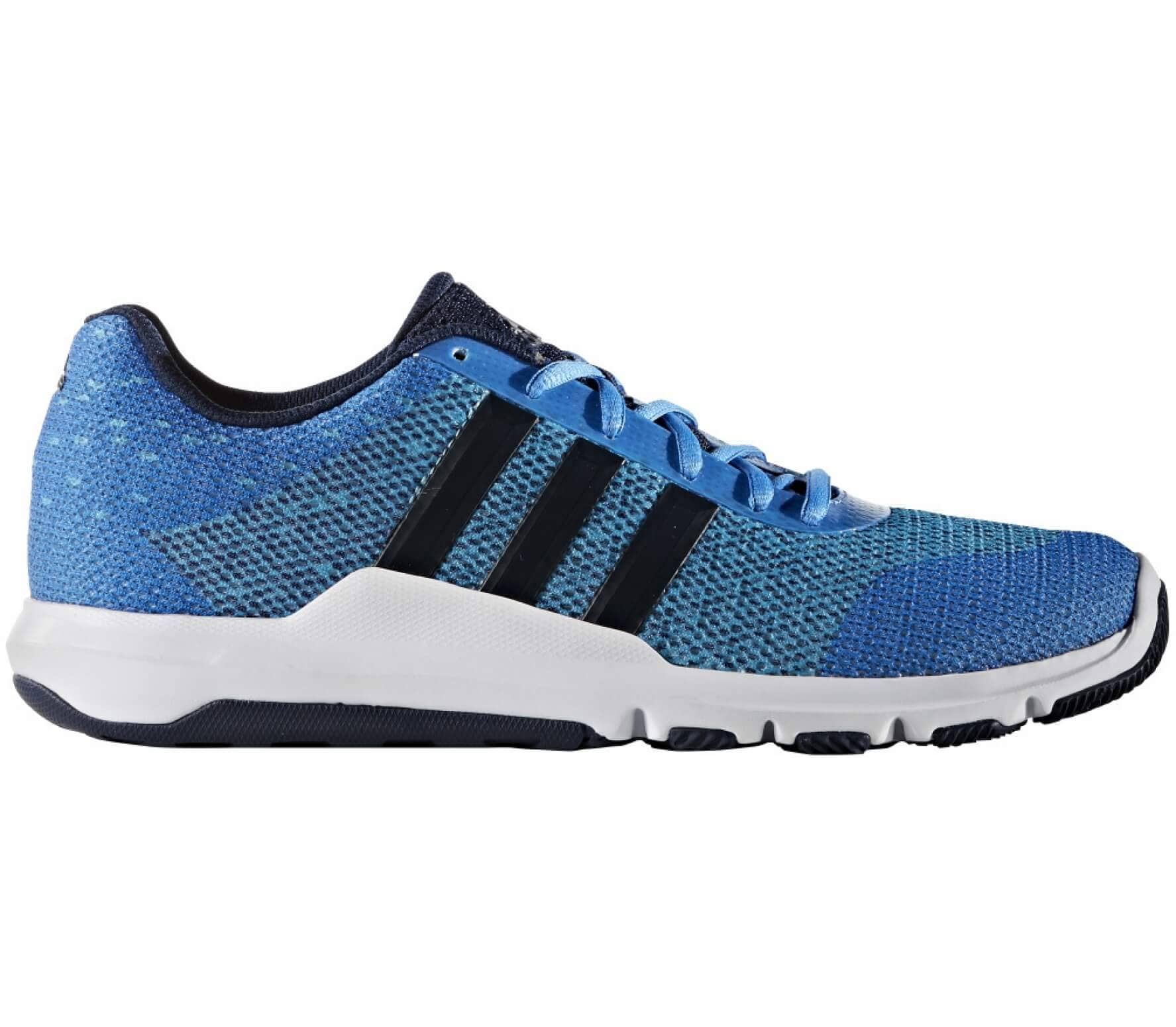 huge selection of 5a6d6 550b1 Adidas - Adipure Primo men s training shoes (blue black)