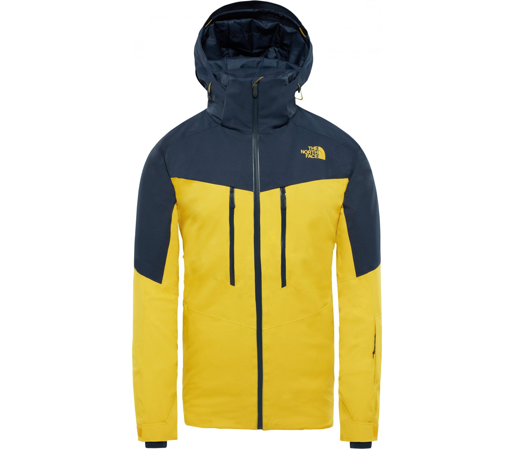 dbaee450c3d170 The North Face - Chakal Herren Skijacke (gelb blau) im Online Shop ...