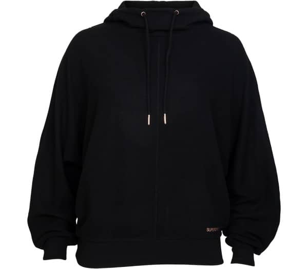 SUPERDRY SPORT® Studio Super Soft Funnel Women Hoodie - 1