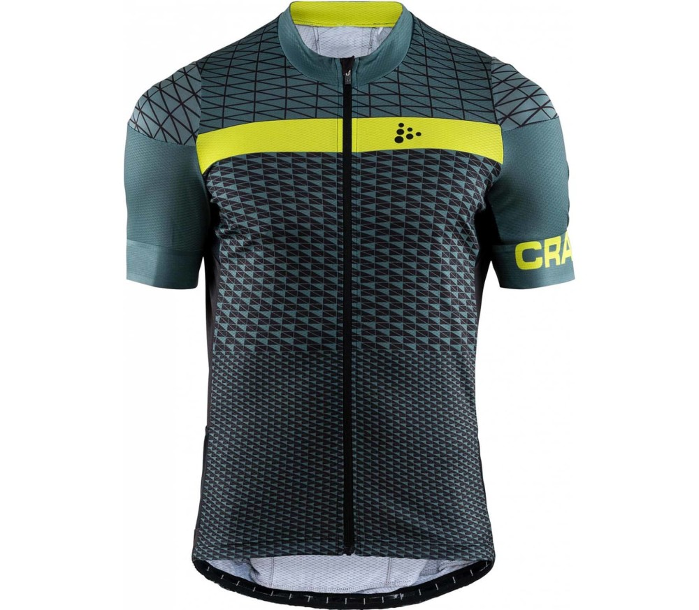 Route Men Cycling Jersey