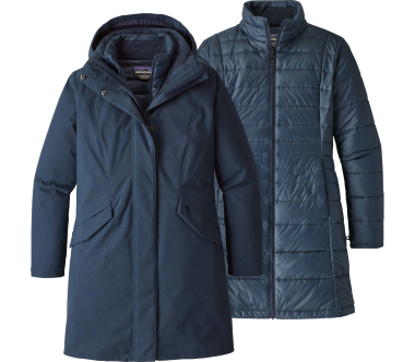 Patagonia - Vosque 3-in-1 women's parka (blue)