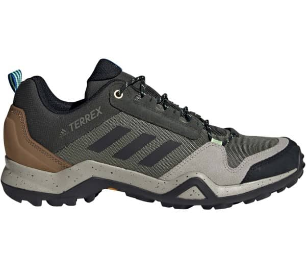 ADIDAS TERREX AX3 Blue Men Hiking Boots - 1