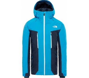The North Face - Mount Bre Herren Skijacke (blau)