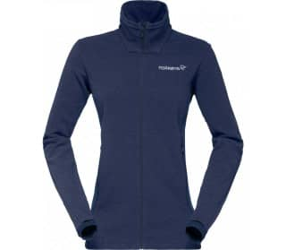 Falketind Warm1 Dames Fleece Jas