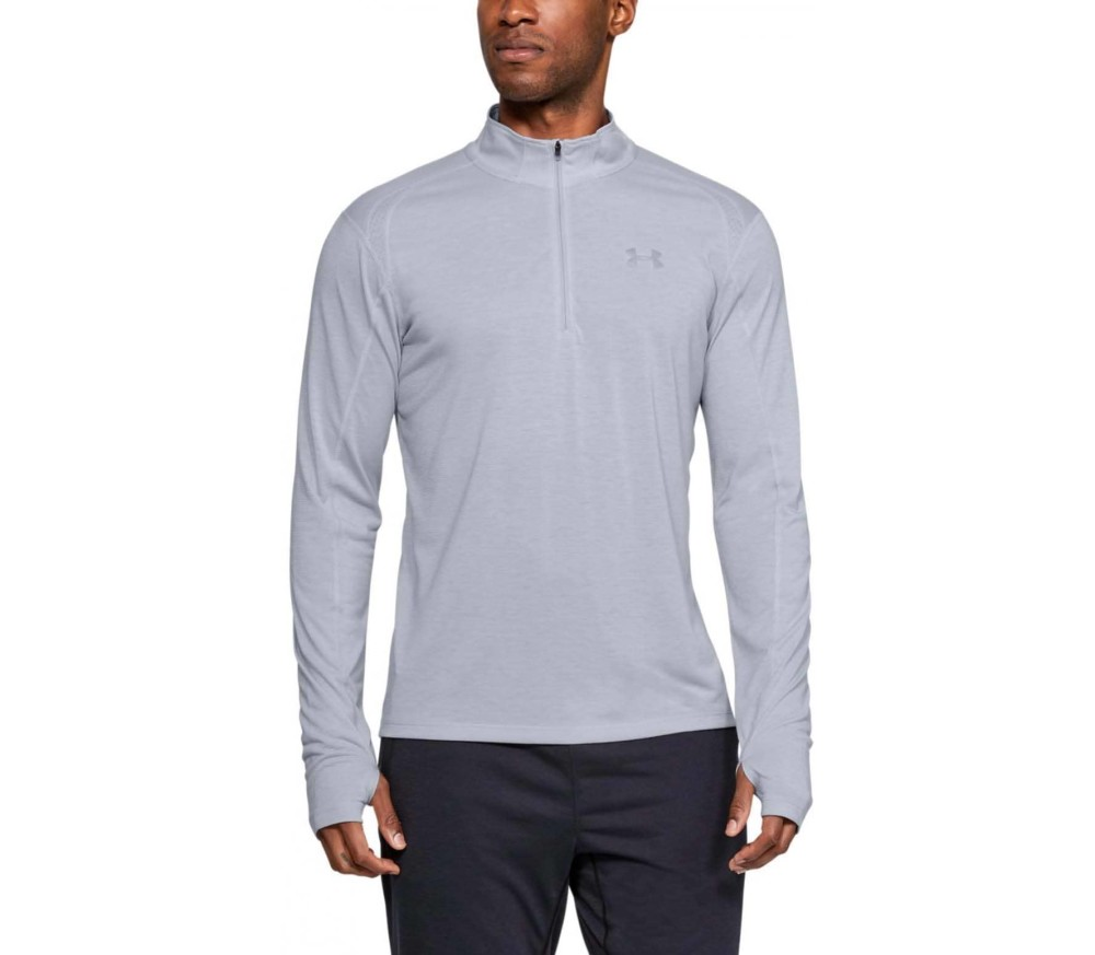Under Armour Streaker 2.0 Herren Laufshirt grau