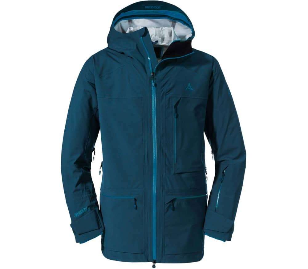 SCHÖFFEL 3L La Grave Men Ski Jacket (blue) 394,90 €