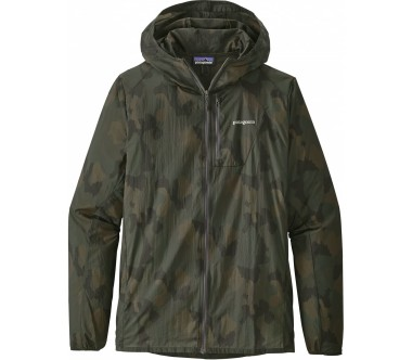 Patagonia - Houdini men's windbreaker (green)