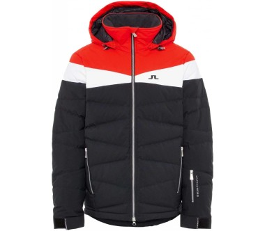 J.Lindeberg - Crillon Down 2L men's skis jacket (red)