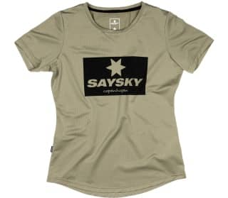 SAYSKY Box Combat Women Running Top