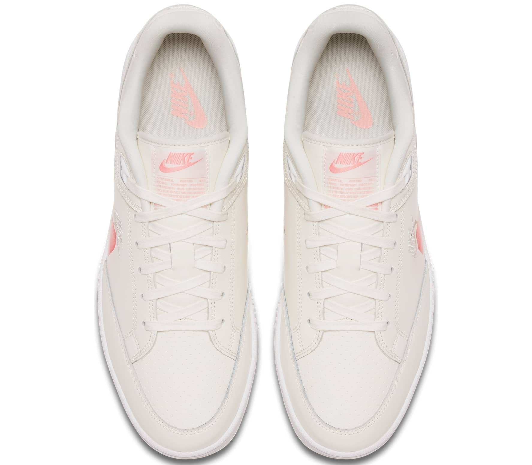 new product fdfdb cffcc Nike - Grandstand II Pinnacle unisex trainers (beige/pink) online ...