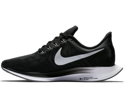 Nike - Zoom Pegasus 35 Turbo women's running shoes (black)