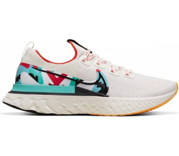 NIKE React Infinity Run Flyknit A.I.R. Chaussures running  - 1