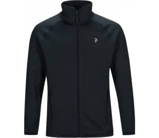 Peak Performance Chill Light Zip Jacket Uomo Maglia a maniche lunghe con zip