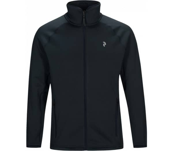 PEAK PERFORMANCE Chill Light Zip Jacket Men Zip-up Sweathirt