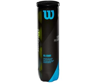 Wilson Tour Premier All Court - 4er Dose Balle tennis