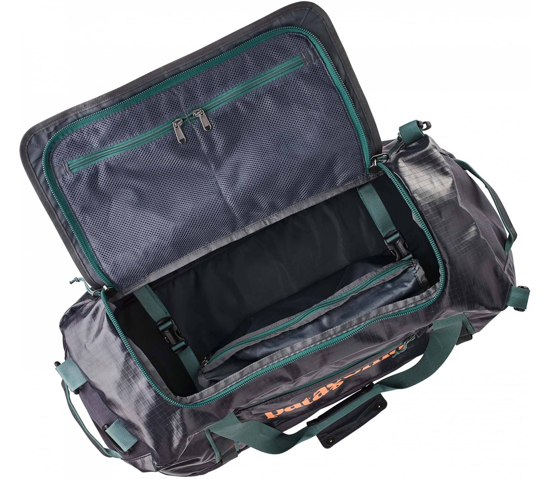 Patagonia - Black Hole duffel bag 60L valise (blue)
