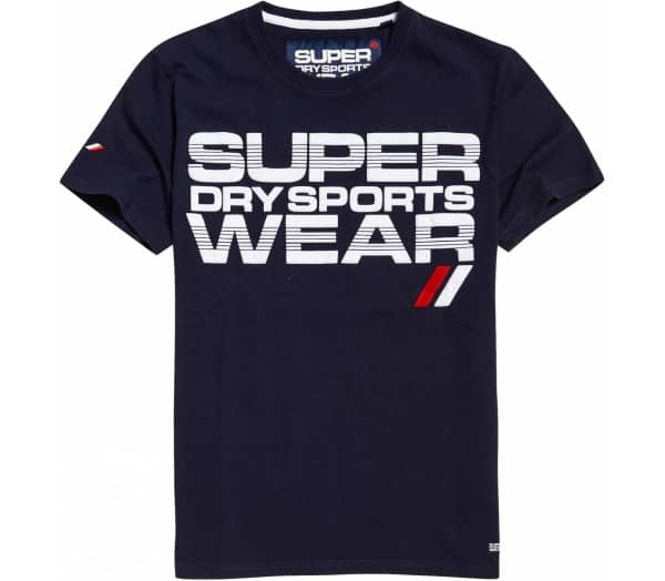 SUPERDRY SPORT® Sportwear Speed Men T-Shirt - 1