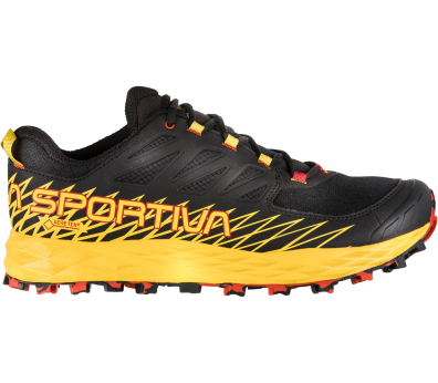 La Sportiva - Lycan GoreTex men's mountain running shoes (black)