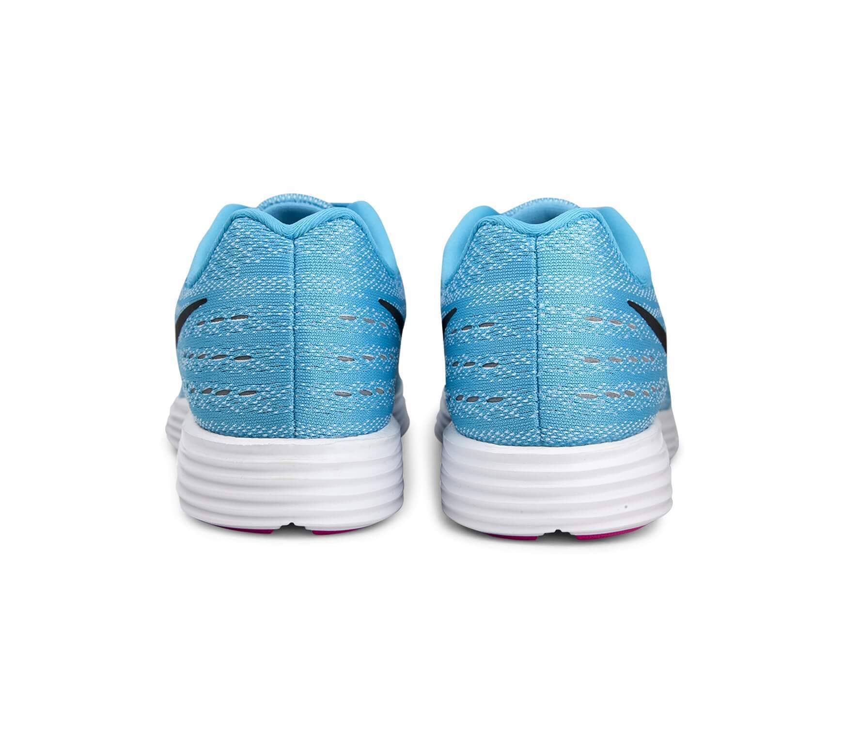 the latest b74ee cdb10 Nike - LunarTempo 2 women s running shoes (light blue pink)