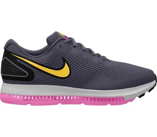 Nike - Zoom All Out Low 2 Donna scarpe da corsa (grigio)