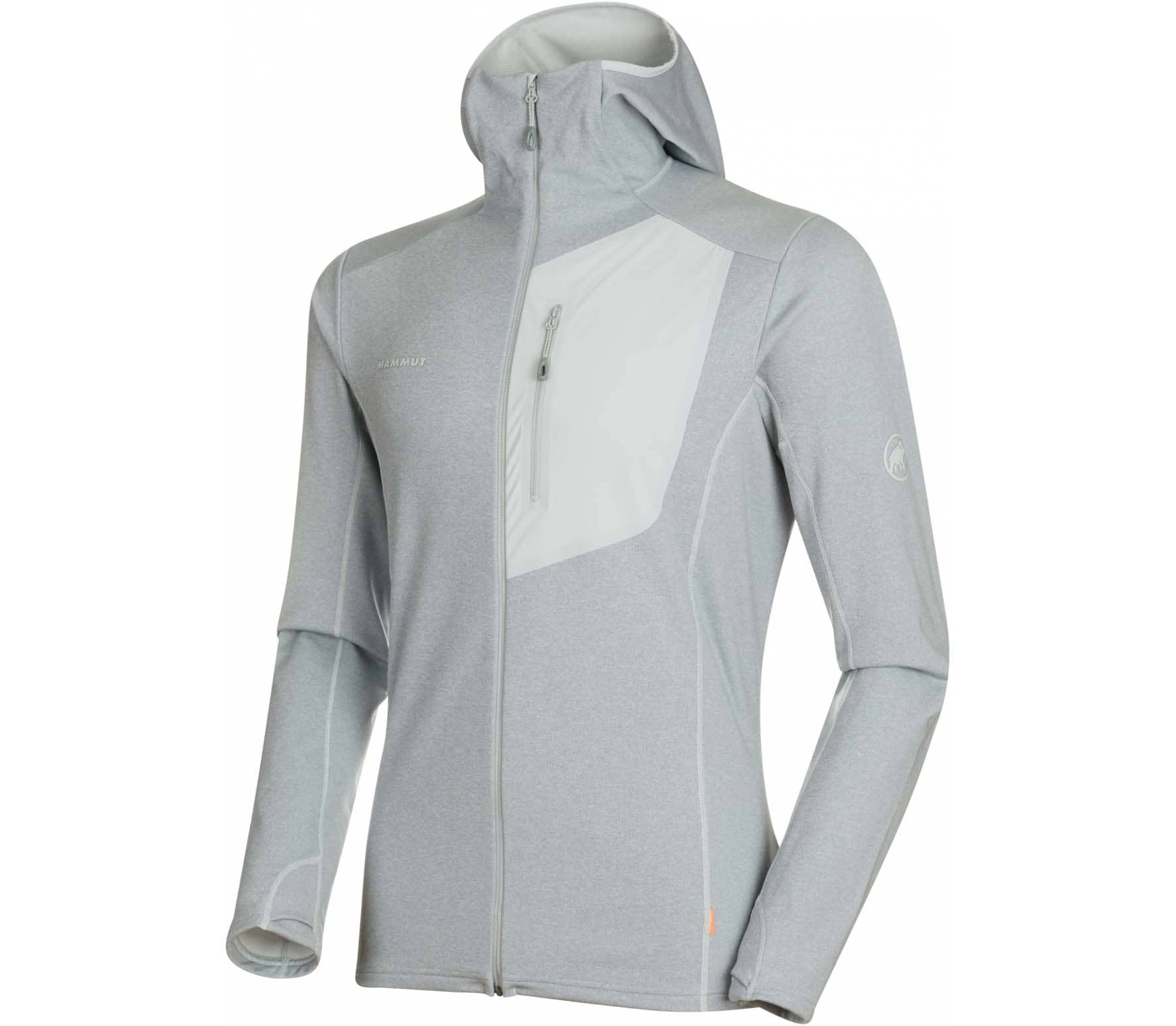 new products e7787 19add Mammut Aconcagua Light ML Uomo Giacca in pile grigio