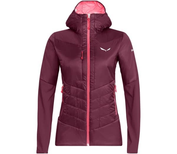 SALEWA Ortles Hybrid TirolWool® Responsive Women Fleece Jacket - 1